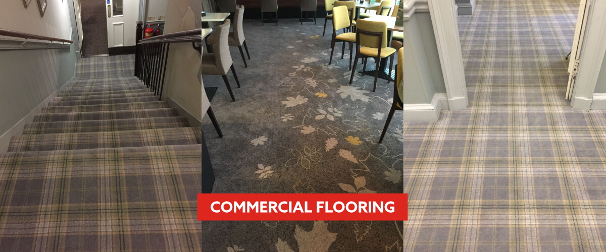 Commercial Flooring from Base Flooring Solutions